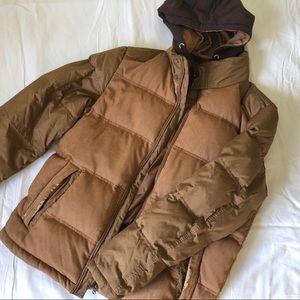 Thick winter jacket - LIGHTLY WORN